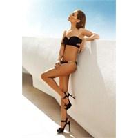 Demet Akalın Bikini Ve Ayakkabı Modası
