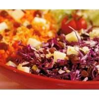 Hardal Soslu Diyet Salata