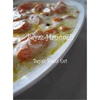 Yoğurtlu, Kavrulmuş Havuç Salatası
