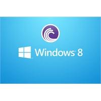 Windows 8 Torrent Sitelerine Düştü