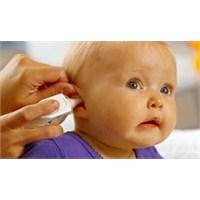 Bebeklerde İşitme Kaybı Ve Nedenleri