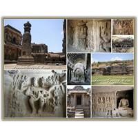 Ellora (Hindistan) | Bin Yıllık Kutsal Mağara