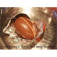 Sevdiğinize Sürpriz Yumurta