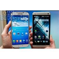 Galaxy S4 Mü Htc One Mı Almalıyım?