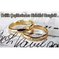 30 Evlilik Çeşidi !
