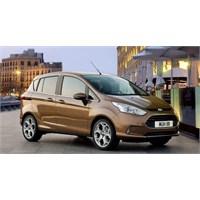 Premium Kompaktın Yeni Gözdesi : 2013 Ford B-max …