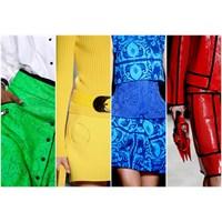 2013 İlkbahar/ Yaz Moda Renkleri