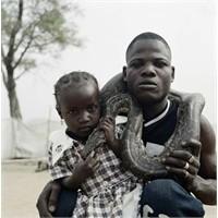Afrikalıların Evcil Hayvanları Mı?