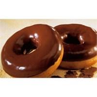 Donut Tarifi (Çikolatalı)