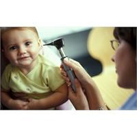 Bebeklerde Orta Kulak İltihabı