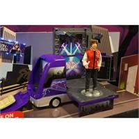 Justin Bieber-tour Bus
