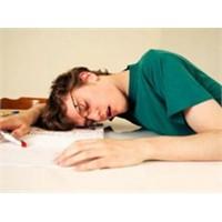Aşırı Yorgunluğun Nedenleri