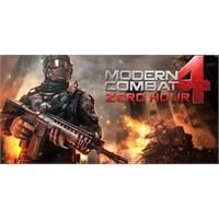 Modern Combat 4 İkinci Güncellemede Sürpriz Dolu