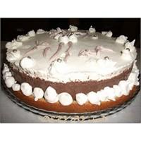 Muzlu Muss Çikolatali Pasta