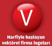 V Harfiyle Başlayan Vektörel Logolar