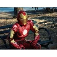 Iron Man Dansı