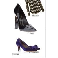 2014 Sonbahar Kış Ayakkabı Modelleri