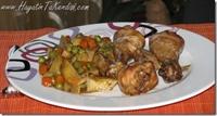 Maggi Soğan Ve Sarımsak Çeşnili Sebzeli Tavuk