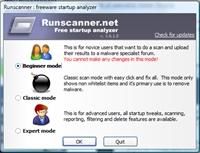 Runscanner Kullanımı