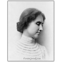 Helen Keller | Kör-sağır-dilsiz Abd'li Pedagog