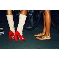 Topuklu Ayakkabı Modelleri 2012