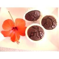 Çikolata Parçacıklı Muffin....
