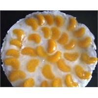 Kolay Mandalinalı Pasta Nasıl Yapılır?