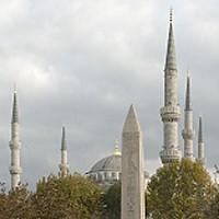 Pargalı'nın Sarayından Sultanahmet Meydanı