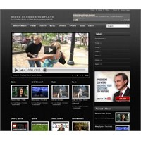 Ücretsiz Blogger Video Temaları