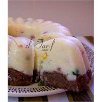 İrmikli Kek Pasta Çok Güzel