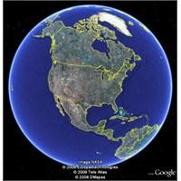 Google Haritaları İle Dünya Elinizin Altında