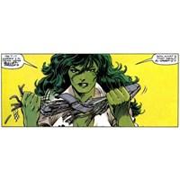 She-hulk'ın Doğuşu