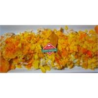 Cipsli Tavuk Salatası Tarifi
