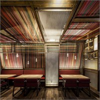 El Equipo Creativo'dan Barcelona'da Patka Restoran