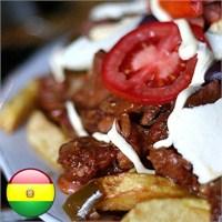 Bolivya Mutfağı / Bolivian Cuisine