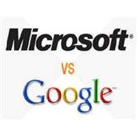 Google İle Microsoft Arasındaki Patent Davası...