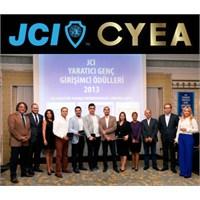 Jci Cyea 2013 Yarışmasının Kazananları Belli Oldu!