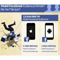 Türk Facebook Kullanıcısının Grafiği