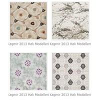 Kaşmir Halı Modelleri 2013