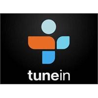 İphone Radyo Uygulaması - Tunein Radio