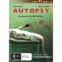 Otopsi, Autopsy