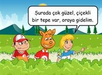 Çocuklar İçin Animasyonlu İlk Yardım Bilgileri 7