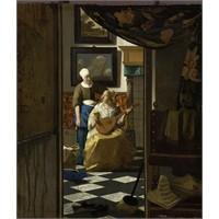 Vermeer'in 'Aşk Mektubu' Sakıp Sabancı Müzesi'nde