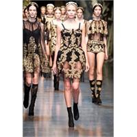 Dolce Gabbana 2013 Kiş