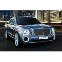 Bentley Exp 9 F Süper Lüks Suv Tanıtım Videosu