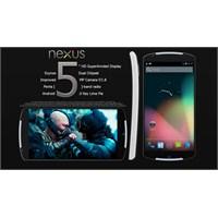 Google Nexus 5 İncelemesi