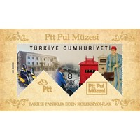 Tarih Kokan Yeni Alternatif; Ptt Pul Müzesi