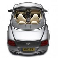 Bentley'den Farkli Bir Dokunuş