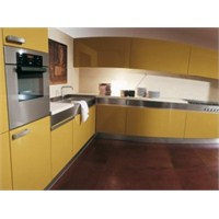 Mutfağınız Sarı Renkle Enerji Dolsun