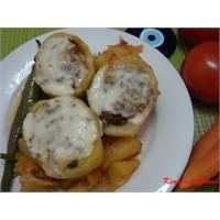 Nefis Patates Dolması
